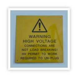 Safety Signs & Labels